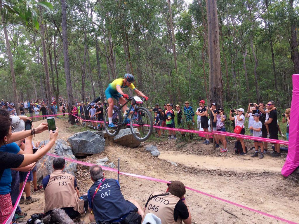 Breakthrough Events at MTB Race Gold Coast 2018